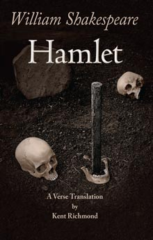Hamlet: A Verse Translation Book Cover