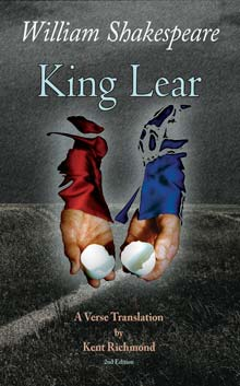 King Lear: A Verse Translatin cover