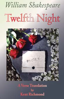 Twelfth Night: A Verse Translatlion book cover