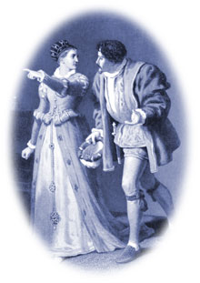 Beatrice Instructs Benedick to kill Claudio